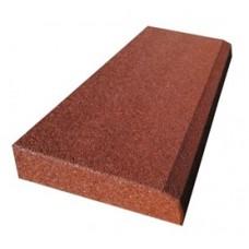 Резиновый бордюр 50х20х6,5 см
